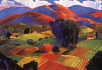 Morning Glow Fine-Art Print