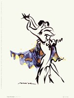 Tango Moonlight Fine-Art Print