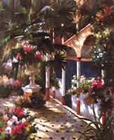 Garden Atrium l Fine-Art Print