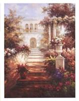 Le Jardin De Printemps I Fine-Art Print