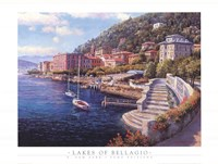 Lakes of Bellagio Fine-Art Print