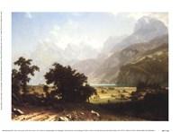 Lake Lucerne Fine-Art Print