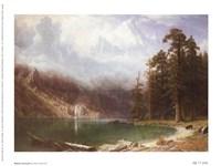 Mount Corcoran Fine-Art Print