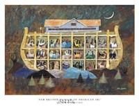 Story of Noah's Ark Fine-Art Print