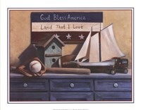 Still Life With Sailboat Fine-Art Print