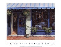 Cafe Royal Fine-Art Print
