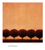 Five Plums Fine-Art Print