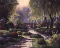 Path To Willow Park Fine-Art Print