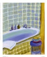 Porcelain Bath ll Fine-Art Print
