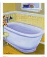 Porcelain Bath l Fine-Art Print