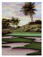 #8 Bunkers At Emerald Dunes Fine-Art Print