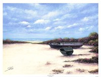 West Wind Beach Fine-Art Print