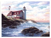 Point Betsie Light Fine-Art Print