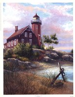 Eagle Harbor Light Fine-Art Print