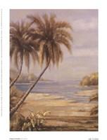 Tropical Paradise I Fine-Art Print