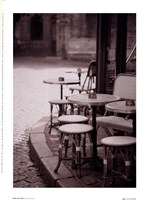 Cafe De Paix Fine-Art Print