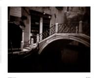 Canal Bridge Fine-Art Print