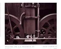 Trains De La France IV Fine-Art Print
