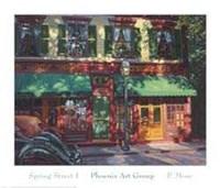 Spring Street I Fine-Art Print
