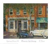 Spring Street II Fine-Art Print