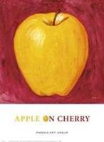 Apple on Cherry Fine-Art Print