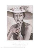 Ladies Luncheon 3 Fine-Art Print