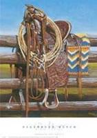 Sagebrush Ranch Fine-Art Print