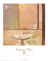 Celestial Urn I Fine-Art Print