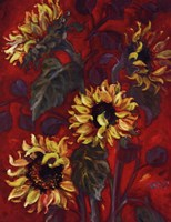 Sunflowers I Fine-Art Print