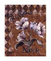Tulipes Noir Fine-Art Print