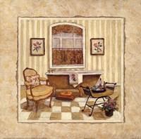 Romantic Bath III Fine-Art Print
