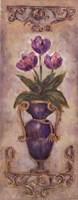 Amethyst Tassel I Fine-Art Print