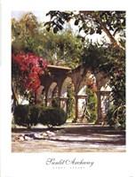 Sunlit Archway Fine-Art Print