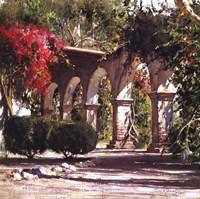 Sunlit Archway (detail) Fine-Art Print