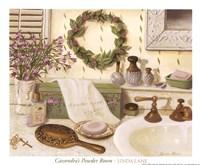 Cassondra's Powder Room Fine-Art Print