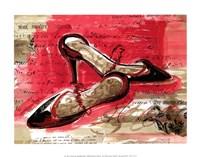 Best Black Heels Fine-Art Print