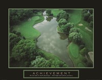 Achievement - Golf Course Fine-Art Print