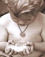 Little Boy - Love Fine-Art Print