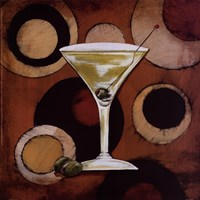 Martini Cocktail Fine-Art Print