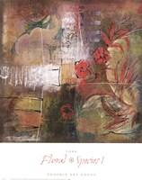 Floral Species I Fine-Art Print