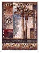 Paradisiacal Palm I Fine-Art Print
