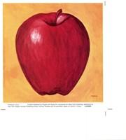 Apple on Lemon Fine-Art Print