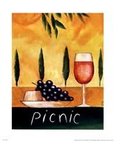 Picnic Fine-Art Print