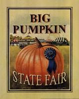 Big Pumpkin Fine-Art Print