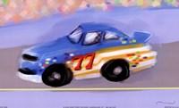 Racecar Fine-Art Print