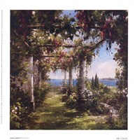 Juliet's Garden I Fine-Art Print