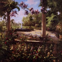 Juliet's Garden II Fine-Art Print