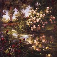 Juliet's Garden III Fine-Art Print