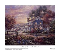 Hill Top Farms Fine-Art Print