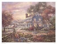 Hill Top Farms Fine-Art Print